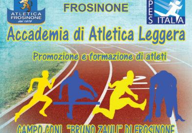 Iniziano i corsi dell'Accademia di Atletica Leggera