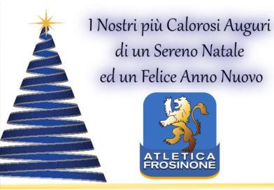 Atletica Frosinone Auguri…!