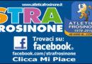 Nasce la pagina Facebook della StraFrosinone