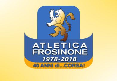 ATLETICA FROSINONE 1978-2018 40 ANNI di… CORSA!