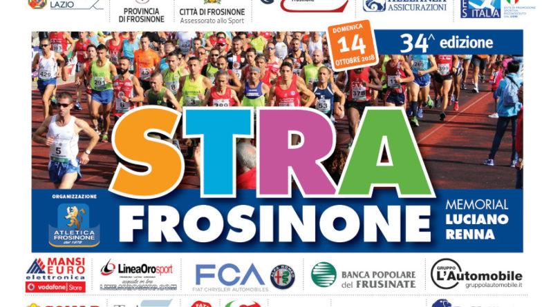 34° StraFrosinone 14 ottobre 2018